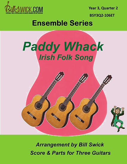 Advanced-Paddy Whack
