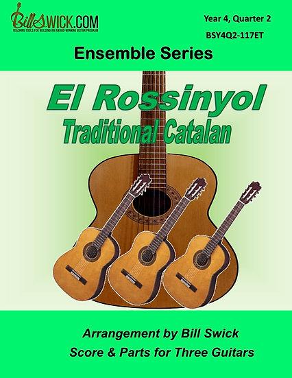 Advanced-El Rossinyol-Catalan Tradition