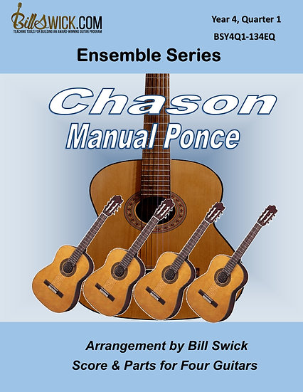 Advanced-Chason by Manual Ponce