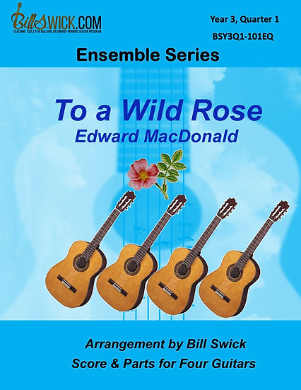 Advanced-To A Wild Rose-Edward MacDonald