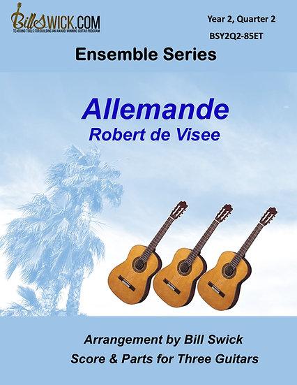 Intermediate-Allemande-Robert de Visee
