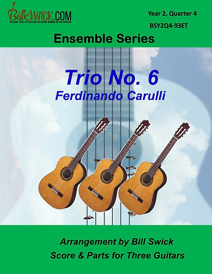 Advanced-Trio No. 6 by Ferdinando Carulli
