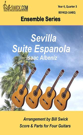 """Sevilla from """"Suite Espanola""""-Albeniz"""
