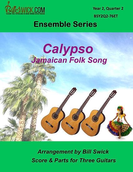 Intermediate-Calypso-Jamaican Folk Dance