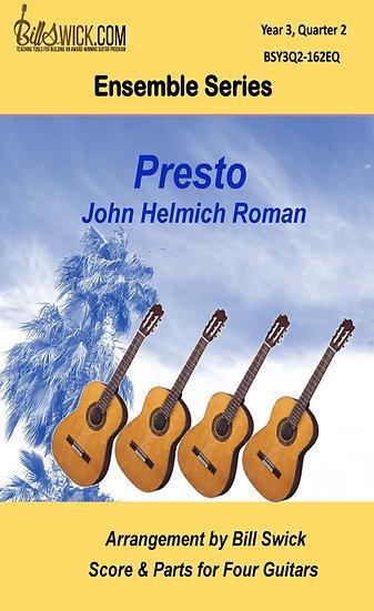 Presto-John Helmich Romen