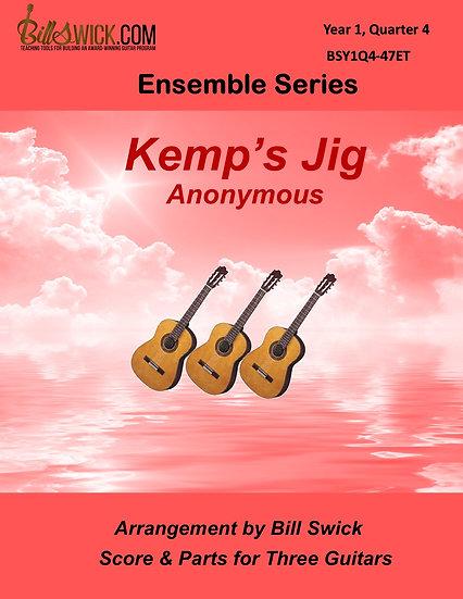 Easy-Kemp's Jig-Anonymous
