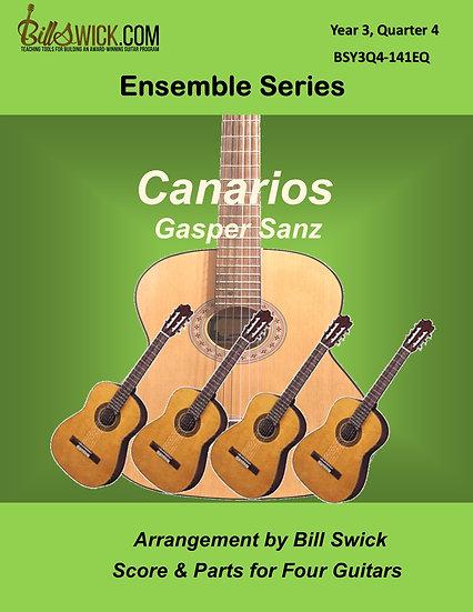 Advanced-Canarios-Gasper Sanz