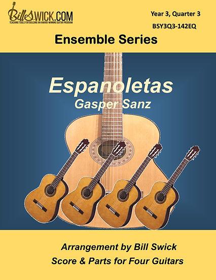 Advanced-Espanoletas by Gasper Sanz