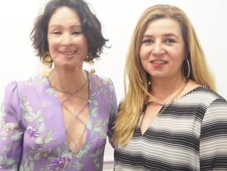 Natalia Ponce, una mujer que  le pone la cara a la vida