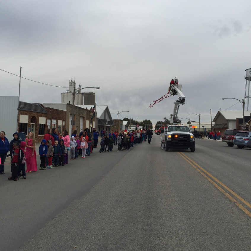 CGES Red Ribbon Parade