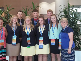 National FBLA Conference