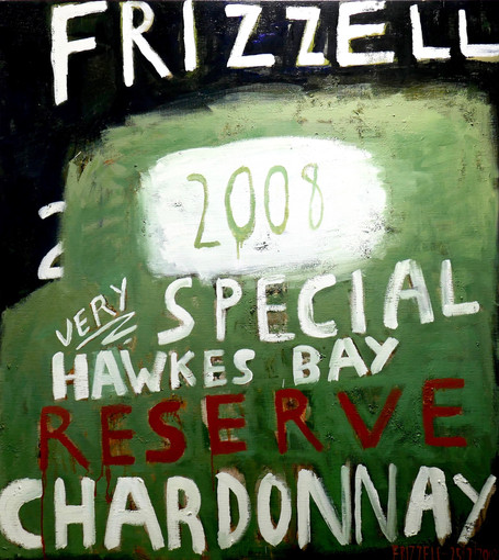 Chardonnay - Dick Frizzell