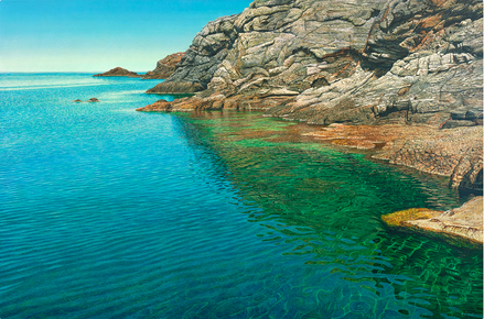 Radiant Shore - Mark Cross