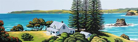 Homestead Matheson Bay, Tony Ogle