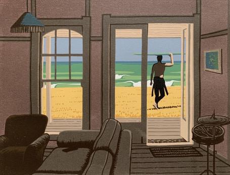 Day Off Wainui - Tony Ogle