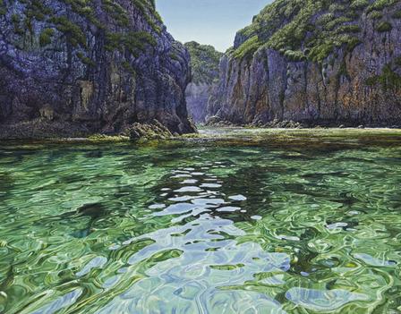 Gap (Mokohinau) - Mark Cross