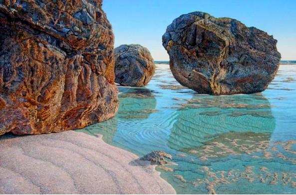 Reef Juxtaposition - Mark Cross