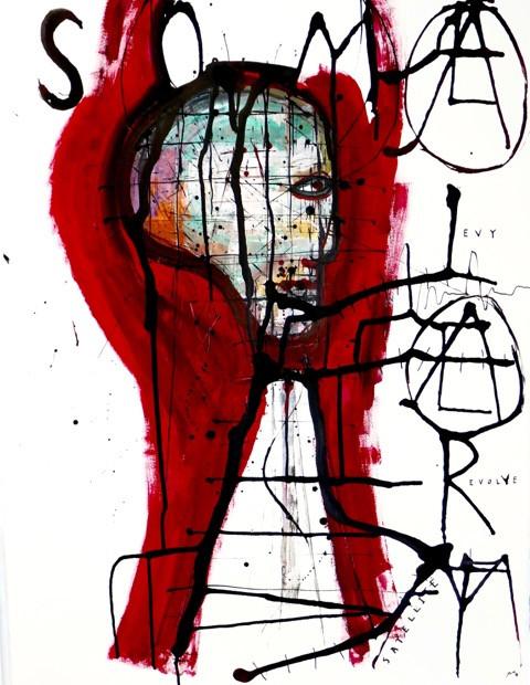 Levy Revolve Satellite - Peter Bradburn