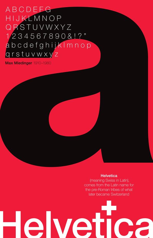 Helvetica - Grant Marshall