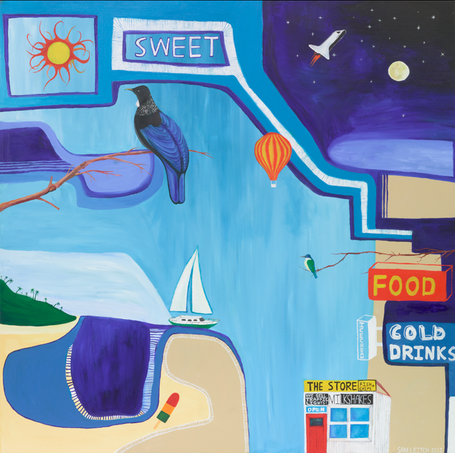 Sweet Food Cold Drink - Sam Letich