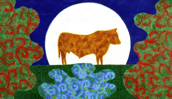 Bull no.1 - Gavin Chilcott