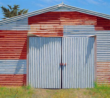 Iron Barn - Richard Shanks