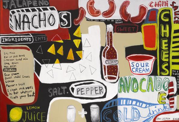 Nachos - Sam Leitch