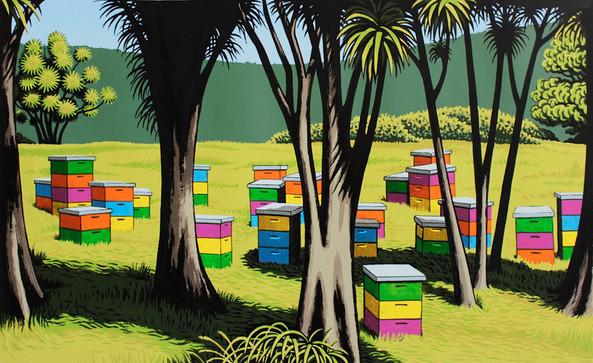 Bright Hives - Tony Ogle