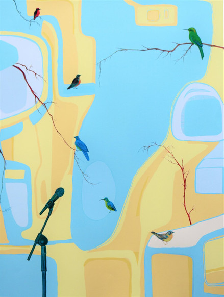 Birdsong ll - Sam Leitch