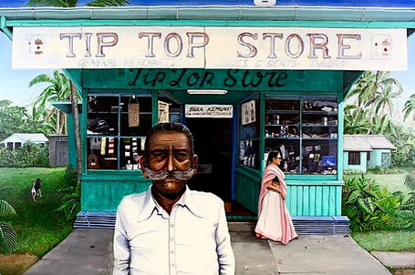 Tip Top Store - Sally Marshall