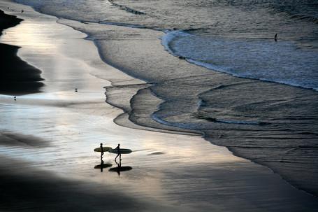 Te Arai Longboarders - Grant Marshall