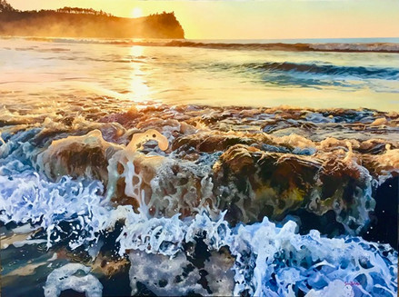 The Promise - Hatfields Beach - James Ballantyne