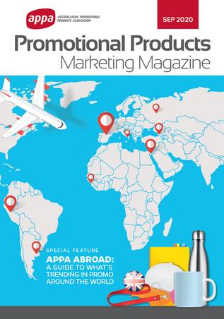 Promotional Products Marketing Magazine - September 2020