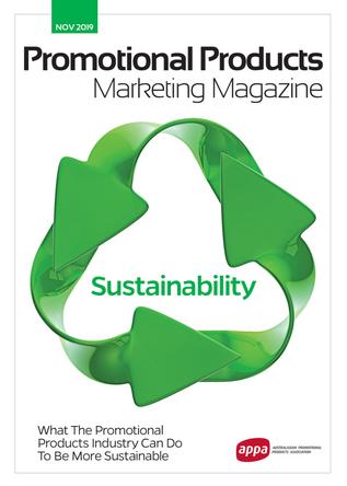 Promotional Products Marketing Magazine - November 2019