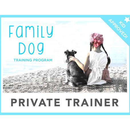 FAMILY DOG PROGRAM