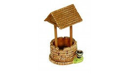 Enchanted Gardens Fairy Garden Mini Wishing Well