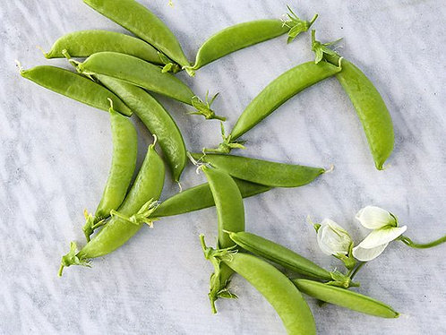 "Baker Creek Heirloom Seeds ""SUGAR ANN SNAP PEA"""