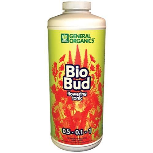 General Organics Bio Bud, Quart