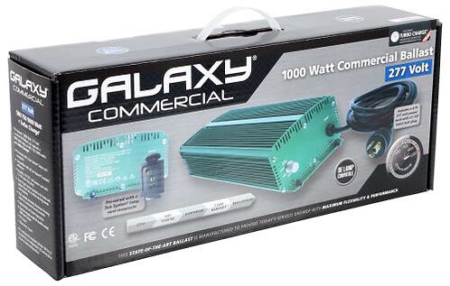 Galaxy Commercial Electronic Ballast - 277 Volt