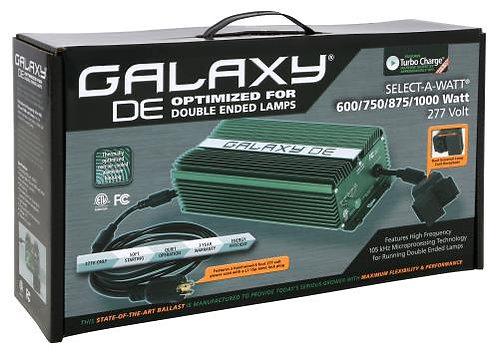 Galaxy® DE Electronic Ballast - 120-240 Volt & 277 Volt