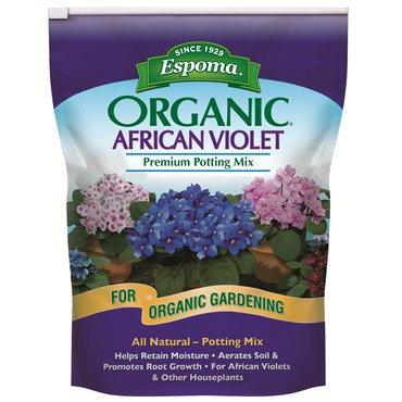 Espoma® Organic® African Violet Mix 4qt