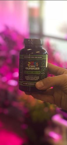 Hemp Bombs 2000mg CBD Gummies High Potency