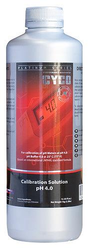 CYCO pH 4.0 Solution 1 Liter