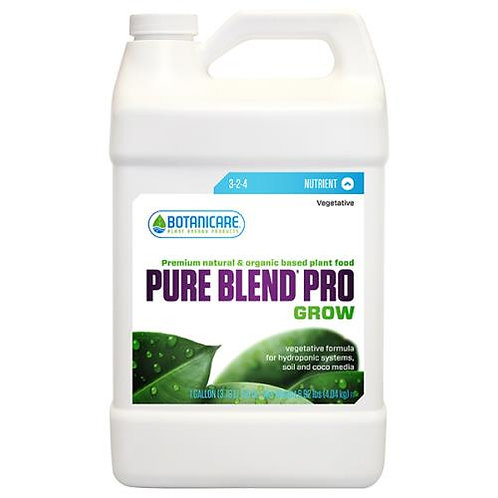 Botanicare® Pure Blend® Pro Grow Formula 3 - 2 - 4, Gallon