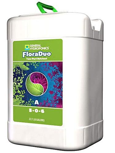 GH FloraDuo Grow A 6 Gallon
