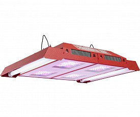 SolarStorm 880W LED Fixture with UV-B Fluorescent Tubes, 90-277V