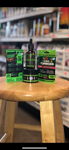 800MG CBD Bundle, Hemp Bombs