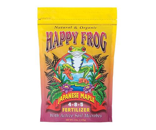 FoxFarm® Happy Frog® Japanese Maple Fertilizer 4-3-4 4lb Bag