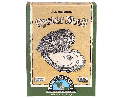 Down To Earth™ Oyster Shell 6 lbs