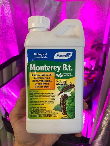 Organic Monterey B.t. (Bacillus thiringiensis)